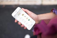 Mobile Banking App - Mockup